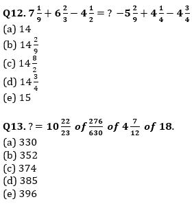 Quantitative Aptitude Quiz For IBPS Clerk Prelims 2021- 17th August_80.1