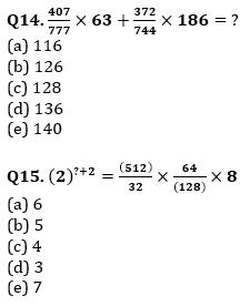 Quantitative Aptitude Quiz For IBPS Clerk Prelims 2021- 17th August_90.1