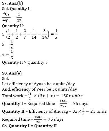Quantitative Aptitude Quiz For SBI Clerk Mains Exam 2021- 18th August_110.1