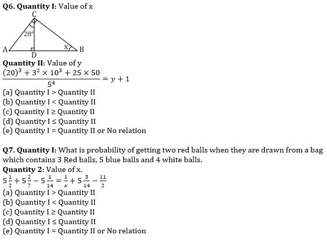 Quantitative Aptitude Quiz For SBI Clerk Mains Exam 2021- 18th August_60.1