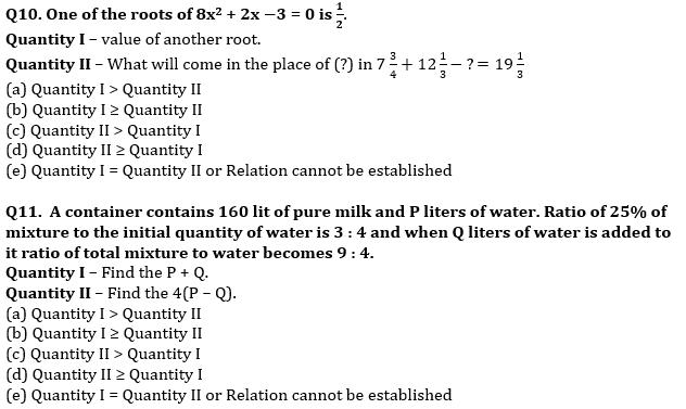 Quantitative Aptitude Quiz For SBI Clerk Mains Exam 2021- 18th August_80.1
