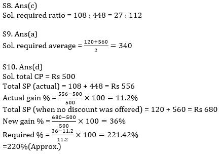 Quantitative Aptitude Quiz For IBPS Clerk Prelims 2021- 18th August_90.1