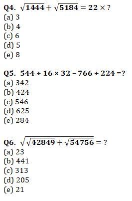 Quantitative Aptitude Quiz For IBPS Clerk Prelims 2021- 21st August_60.1