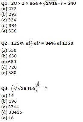Quantitative Aptitude Quiz For IBPS Clerk Prelims 2021- 21st August_50.1