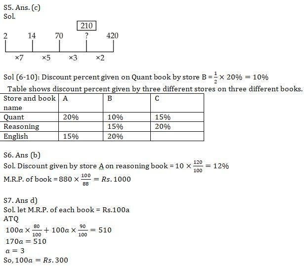 Quantitative Aptitude Quiz For IBPS Clerk Prelims 2021- 22nd August_80.1
