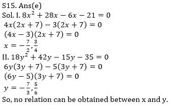 Quantitative Aptitude Quiz For IBPS Clerk Prelims 2021- 23rd August_150.1