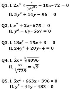 Quantitative Aptitude Quiz For RRB PO Mains 2021- 27th August_50.1