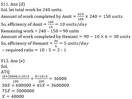 Quantitative Aptitude Quiz For IBPS Clerk/NIACL AO Prelims 2021- 27th August_90.1