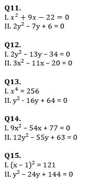 Quantitative Aptitude Quiz For IBPS Clerk/NIACL AO Prelims 2021- 29h August_70.1