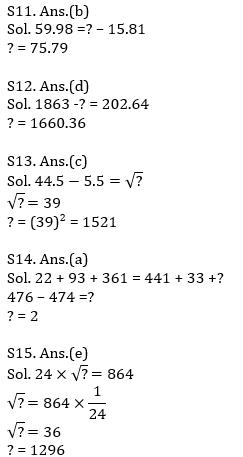 Quantitative Aptitude Quiz For IBPS Clerk/NIACL AO Prelims 2021- 30th August_100.1