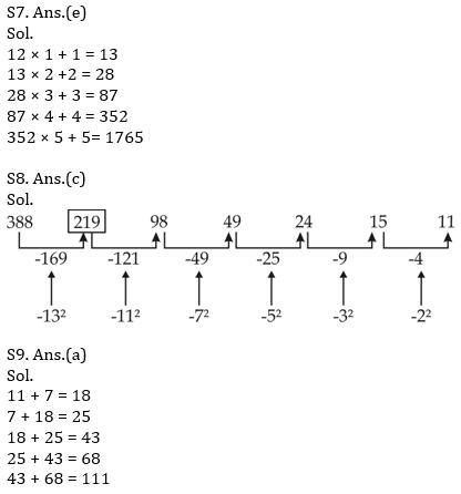 Quantitative Aptitude Quiz For IBPS Clerk/NIACL AO Prelims 2021- 1st September_70.1