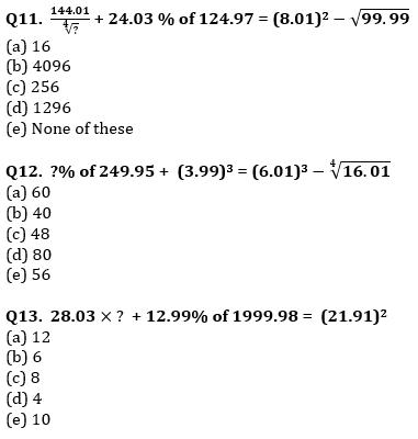 Quantitative Aptitude Quiz For IBPS Clerk/NIACL AO Prelims 2021- 2nd September_80.1