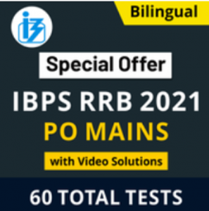 Current Affairs Capsule for IBPS RRB PO, RRB CLERK, & SBI CLERK MAINS 2021   Download PDF Now_60.1