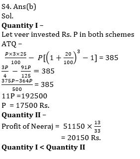 Quantitative Aptitude Quiz For RRB PO Mains 2021- 2nd September_100.1