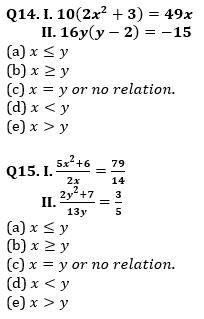Quantitative Aptitude Quiz For IBPS Clerk/NIACL AO Prelims 2021- 3rd September_90.1