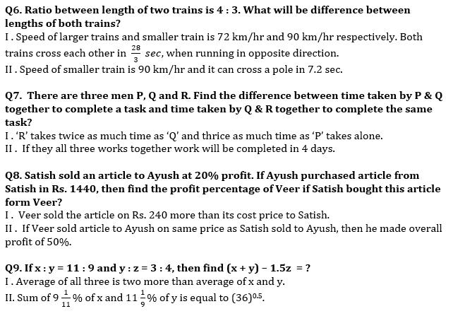 Quantitative Aptitude Quiz For RRB PO Mains 2021- 4th September_60.1