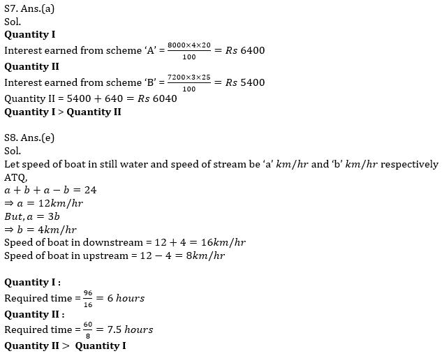 Quantitative Aptitude Quiz For IBPS Clerk/NIACL AO Prelims 2021- 9th September_110.1