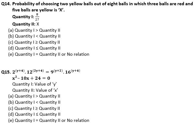 Quantitative Aptitude Quiz For IBPS Clerk/NIACL AO Prelims 2021- 9th September_60.1