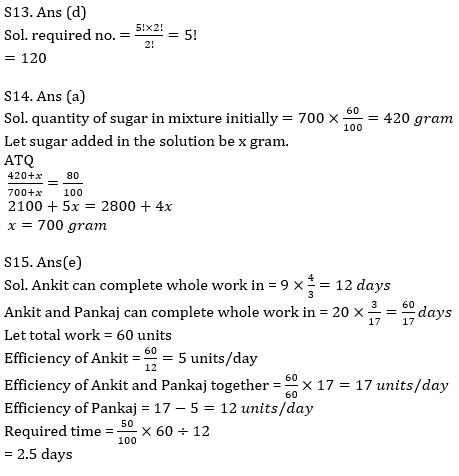 Quantitative Aptitude Quiz For IBPS Clerk/NIACL AO Prelims 2021- 10th September_90.1