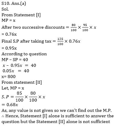 Quantitative Aptitude Quiz For RRB PO Mains 2021- 13th September_110.1