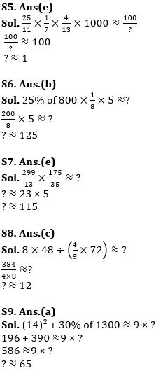 Quantitative Aptitude Quiz For IBPS Clerk/NIACL AO Prelims 2021- 17th September_100.1