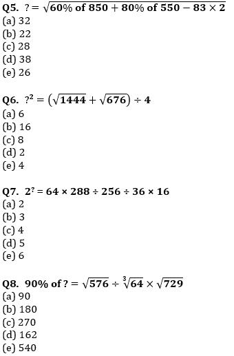 Quantitative Aptitude Quiz For IBPS Clerk/NIACL AO Prelims 2021- 20th September_60.1