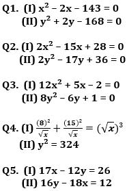 Quantitative Aptitude Quiz For IBPS Clerk/NIACL AO Prelims 2021- 21st September_50.1