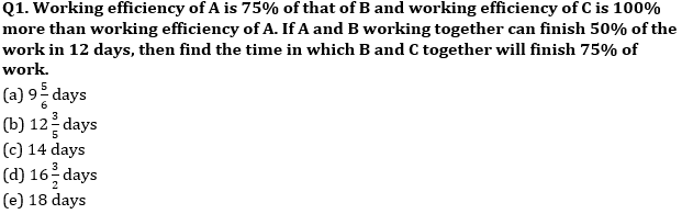 Quantitative Aptitude Quiz For RRB PO Mains 2021- 22nd September_50.1