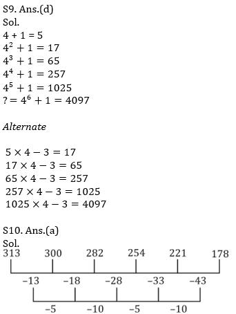 Quantitative Aptitude Quiz For IBPS Clerk/NIACL AO Prelims 2021- 24th September_90.1