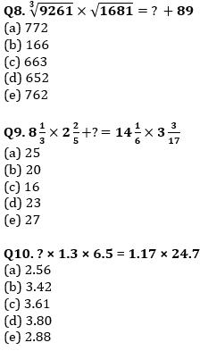 Quantitative Aptitude Quiz For IBPS Clerk/NIACL AO Prelims 2021- 26th September_70.1
