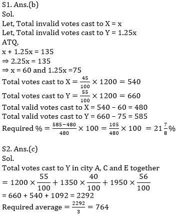 Quantitative Aptitude Quiz For SBI Clerk/IBPS RRB Clerk Mains 2021- 27th September_120.1