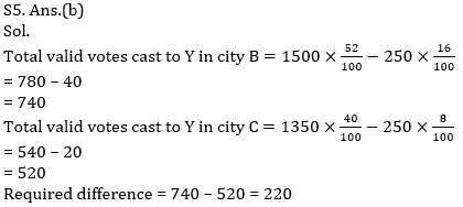 Quantitative Aptitude Quiz For SBI Clerk/IBPS RRB Clerk Mains 2021- 27th September_140.1