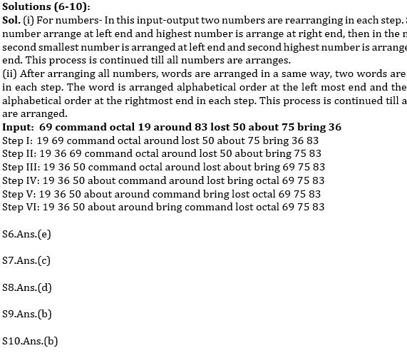 Reasoning Ability Quiz For SBI Clerk/IBPS RRB Clerk Mains 2021- 27th September_70.1