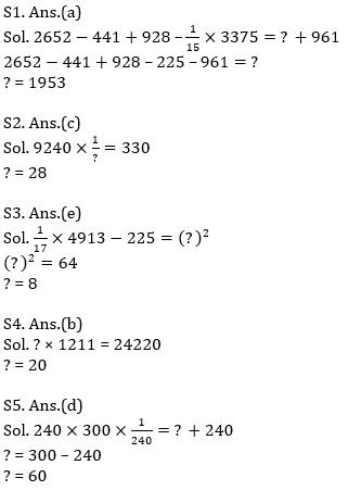 Quantitative Aptitude Quiz For IBPS Clerk/NIACL AO Prelims 2021- 29th September_90.1
