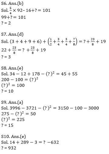 Quantitative Aptitude Quiz For IBPS Clerk/NIACL AO Prelims 2021- 29th September_100.1