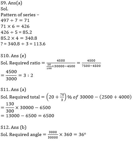 Quantitative Aptitude Quiz For IBPS Clerk/NIACL AO Prelims 2021- 30th September_110.1