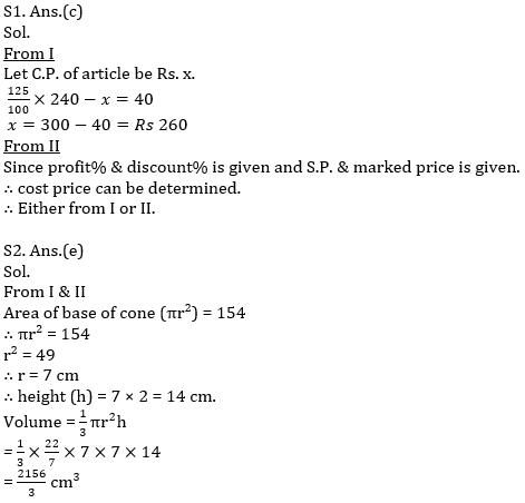 Quantitative Aptitude Quiz For IBPS Clerk/NIACL AO Prelims 2021- 30th September_80.1