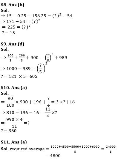 Quantitative Aptitude Quiz For IBPS Clerk/NIACL AO Prelims 2021- 3rd October_120.1