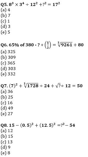 Quantitative Aptitude Quiz For IBPS Clerk/NIACL AO Prelims 2021- 3rd October_60.1