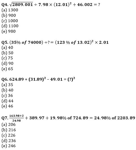 Quantitative Aptitude Quiz For SBI Clerk/IBPS RRB Clerk Mains 2021- 4th October_60.1