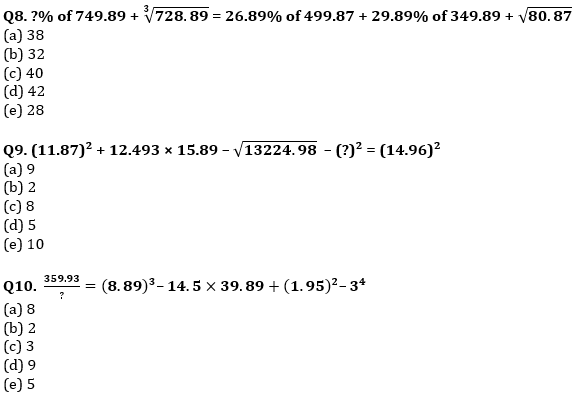 Quantitative Aptitude Quiz For SBI Clerk/IBPS RRB Clerk Mains 2021- 4th October_70.1