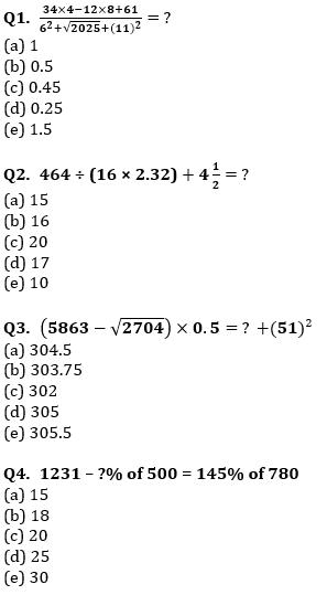 Quantitative Aptitude Quiz For IBPS Clerk/NIACL AO Prelims 2021- 5th October_60.1