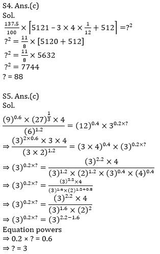 Quantitative Aptitude Quiz For SBI/IBPS PO Prelims 2021- 6th October_120.1