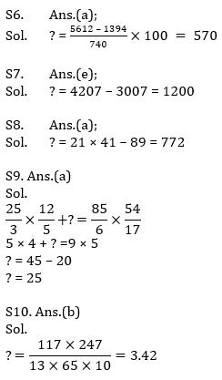 Quantitative Aptitude Quiz For SBI/IBPS PO Prelims 2021- 6th October_130.1