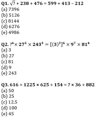 Quantitative Aptitude Quiz For SBI/IBPS PO Prelims 2021- 6th October_60.1