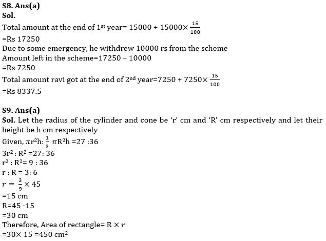 Quantitative Aptitude Quiz For IBPS Clerk Prelims 2021- 7th October_120.1