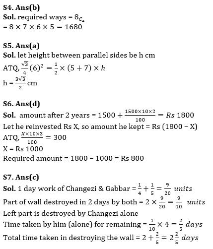 Quantitative Aptitude Quiz For IBPS Clerk Prelims 2021- 7th October_110.1
