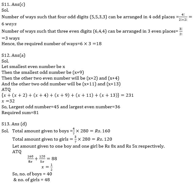Quantitative Aptitude Quiz For SBI/IBPS PO Prelims 2021- 8th October_150.1