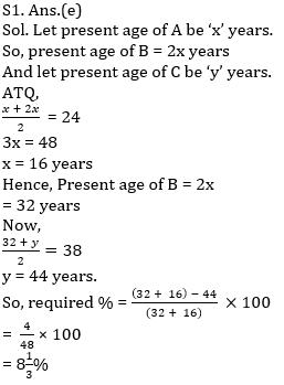 Quantitative Aptitude Quiz For SBI/IBPS PO Prelims 2021- 8th October_100.1