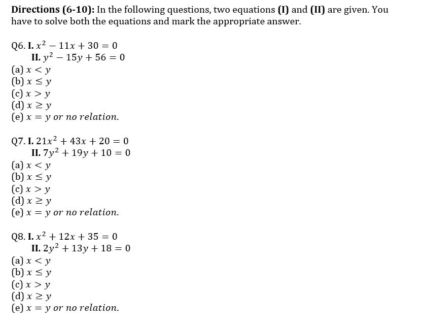 Quantitative Aptitude Quiz For IBPS Clerk Prelims 2021- 10th October_60.1